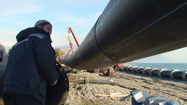 1600mm HDPE pipe for deep-water outlet