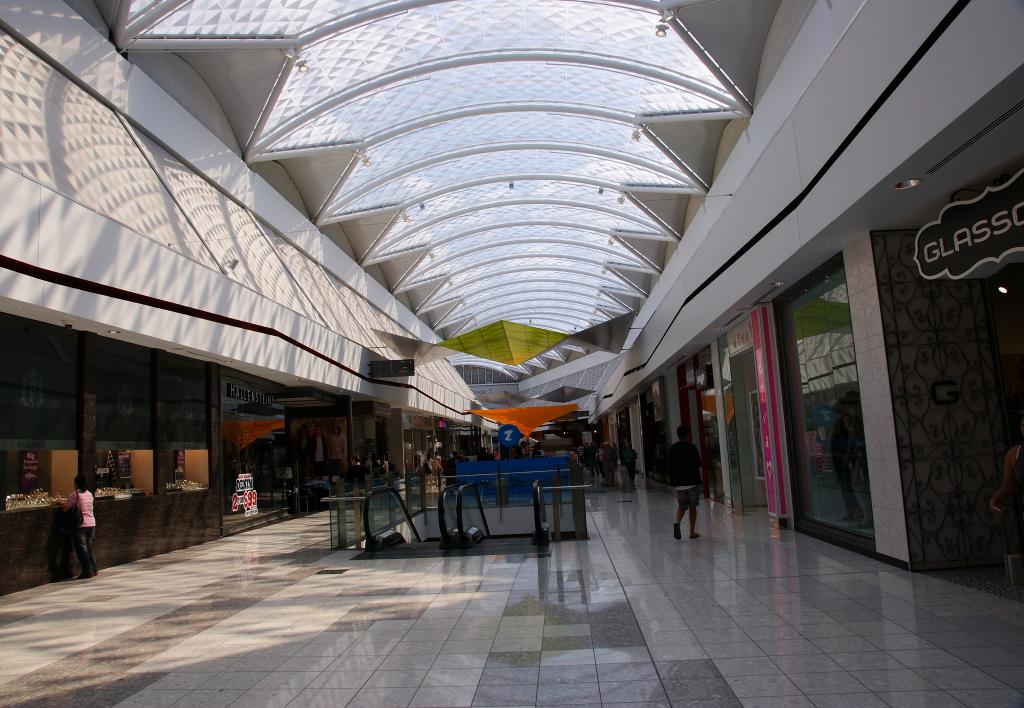 EFTE panels for translucent roof