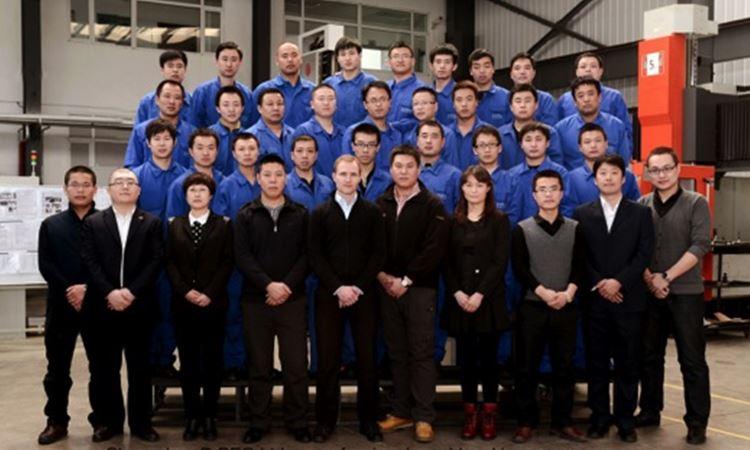 BBG team