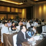 audience of automotive seminar
