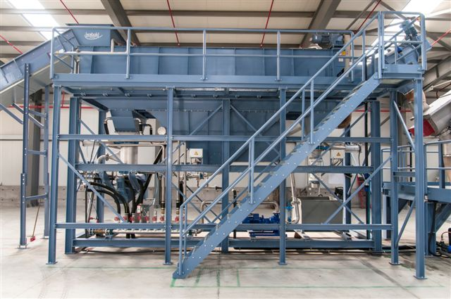Herbold Prewashing Unit VWE 600