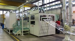 Amut thermoforming sheet line