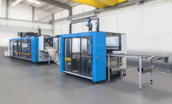 Kiefel punching unit
