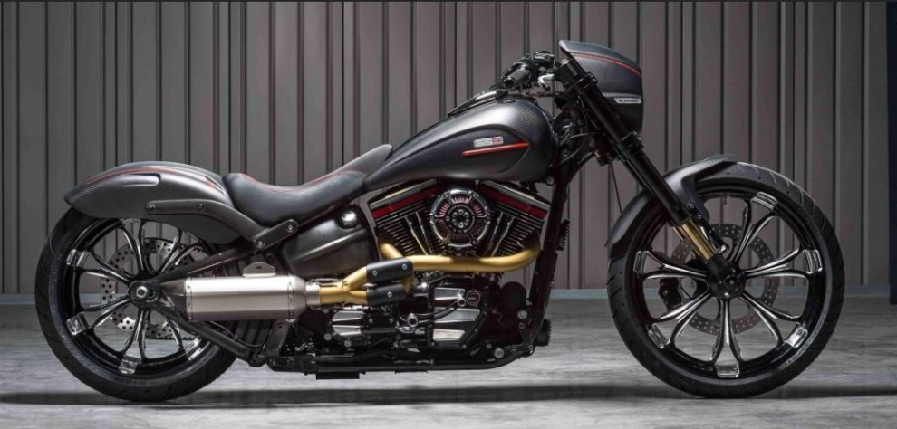 Used Harley Davidson Breakout For Sale In India