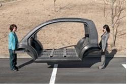 Teijin auto body