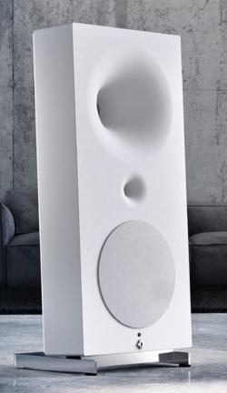 loud speaker made of PUR