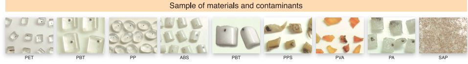 sample contaminants in pellets