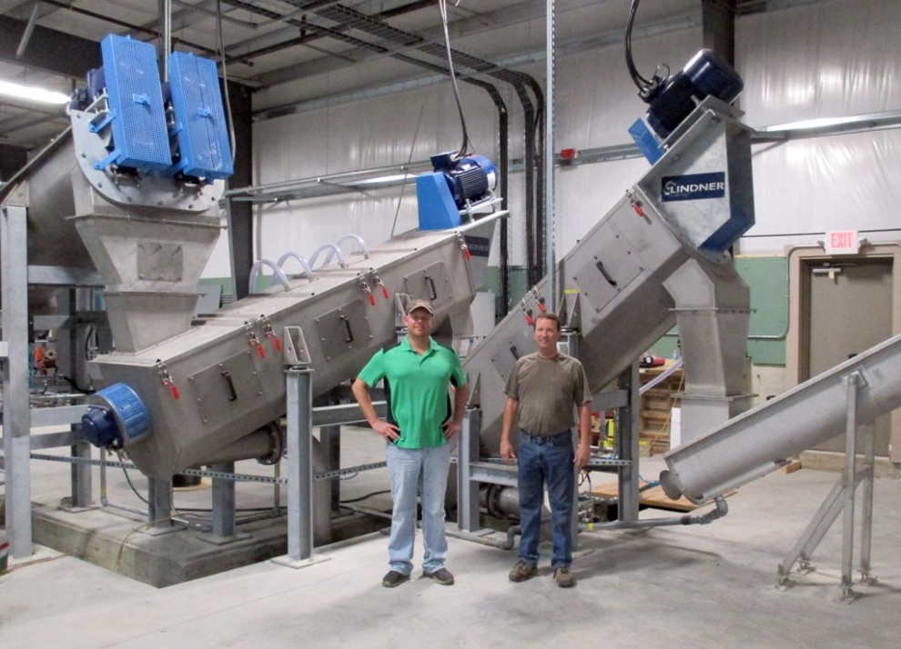 Cedar Poly Installs High Throughput Washing Plant For Post