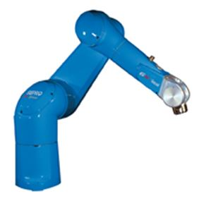 6X Visual Line of robots combines a Stäubli 6-axis articulated-arm robot