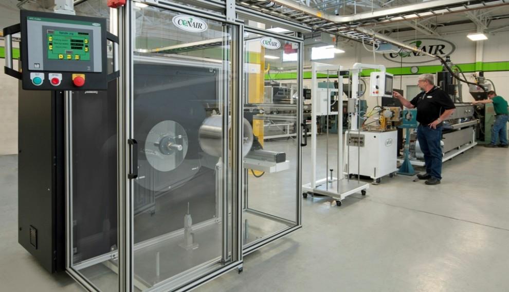 The Conair Extrusion Development & Testing Lab
