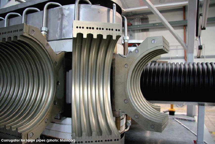 Corrugator technologies overview