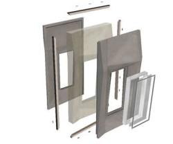 Modular design of the BioBuild facade system