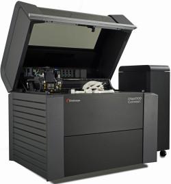 Objet500 Connex1 multi-material 3D Printer of Stratasys