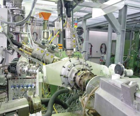 Bänninger and Battenfeld-Cincinnati are jointly developing an innovative multilayer PP-R pipe.