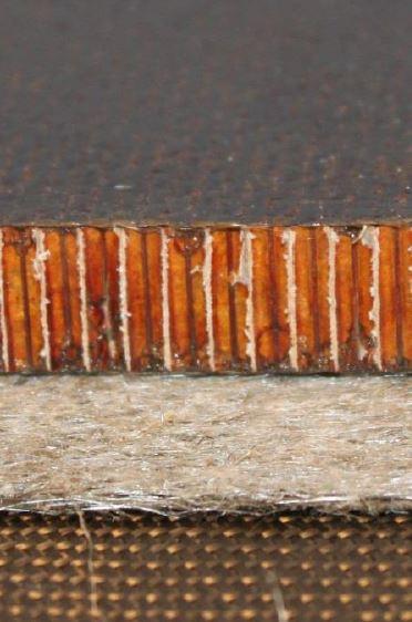 The bio-sourced FibriRock composite