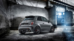 The Abarth 695 Biposto
