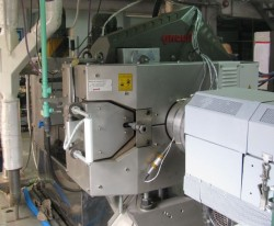 Gneuss RSFgenius M screen changer