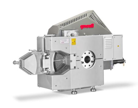 Gneuss rotary melt filtration System RSFgenius M (source: Gneuss)