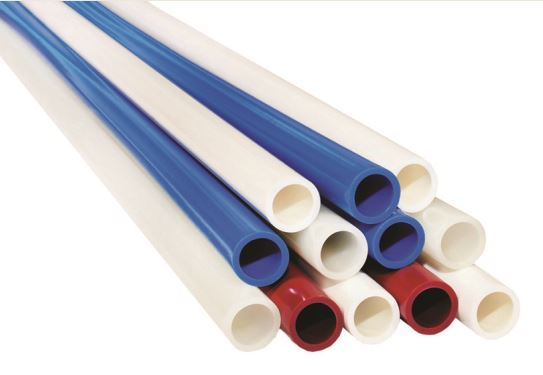PE-Xa pipes offer an enormous degree of temperature resistance as well as optimal stress crack resistance, and are used for heating, district heating and geothermal systems, as well as for transport of hot and cold water in buildings.
