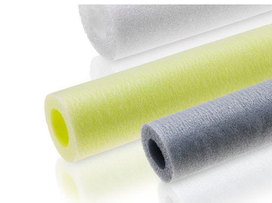 PE insulation foam pipes