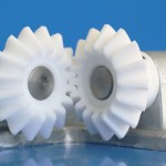 bevel gears made from POM