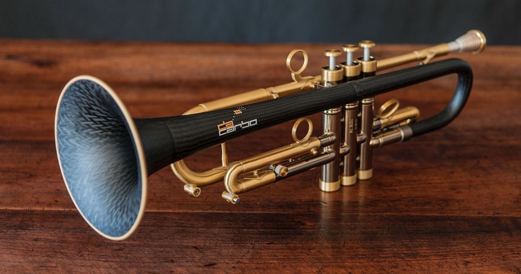 The daCarbo Trumpet offers lower maintenance rates, higher quality and comfort of playing (source: Huntsman Advanced Materials)