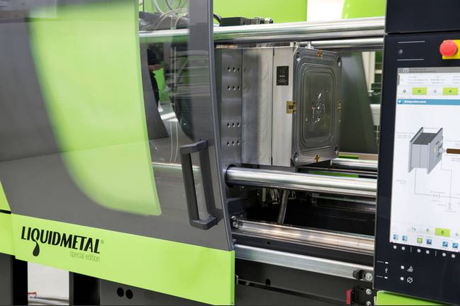 Engel all-electric injection moulding machine