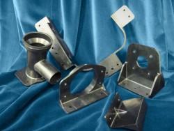 VICTREX PEEK bracket (c) Denroy Plastics Ltd. 300 dpi
