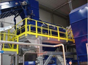 AMUT PET processing plant
