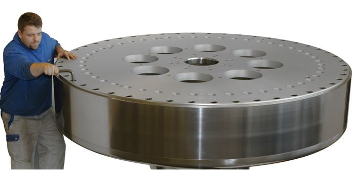 2,500mm pipe die head