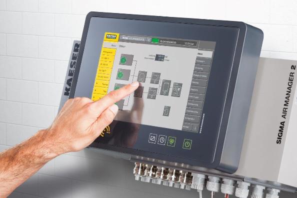 Sigma Air Manager 2 (SAM 2) control