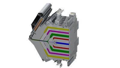 Nordson 9-layer sheet die