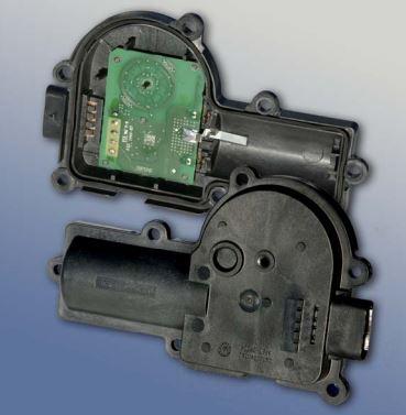 sensor housing from PBT