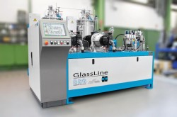 BBG and Hennecke, the two polyurethane (PUR) specialists, have presented Glassline, the world's first casting machine that has specifically been optimized for encapsulating vehicle windows. (Photo: BBG GmbH & Co. KG).