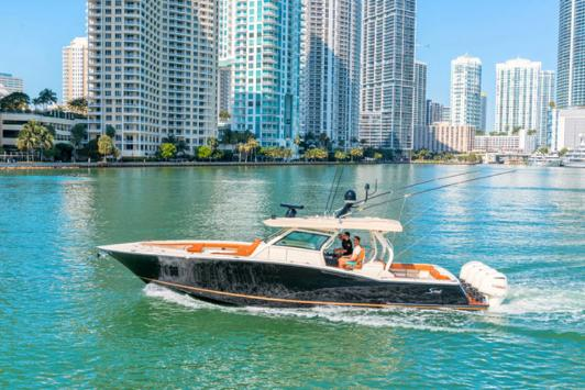 420 LXF boat