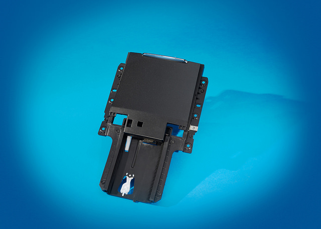 Unidirectional inertial lockout