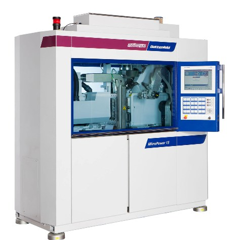 Injection moulding machine MicroPower 15/10