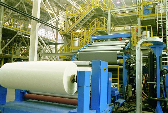 complete waterproofing membrane extrusion line