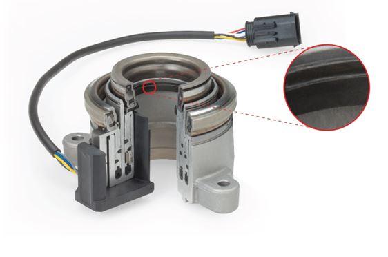 dual concentric slave cylinder (dCSC)