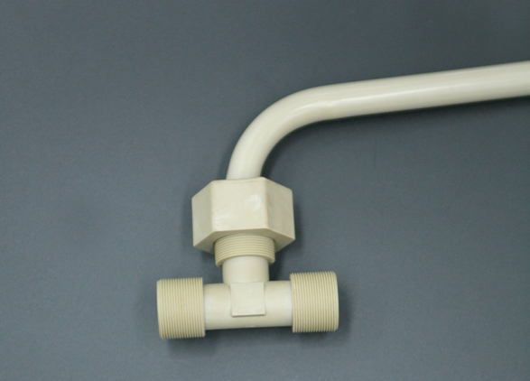High Voltage Conduit : Peek based tubing replaces titanium in commercial aircraft