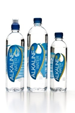 Alkaline Water PET bottle