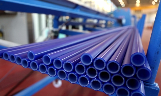 Multilayer pipe samples