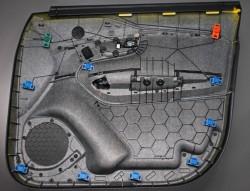 IAC HybridFleece Molding™ concept door carrier