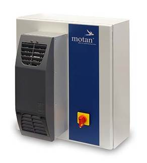 remote maintenance box from Motan