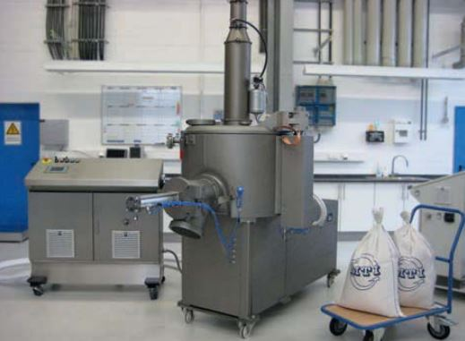 Uni tec UT 250 mixer from MTI
