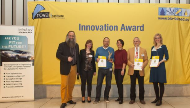 winners of Innovation Awards