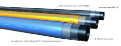 HexelOne high-pressure pipe system