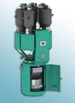 Somos Batchmix XL gravimetric batch metering unit