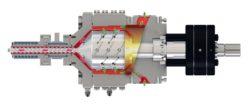 Nordson melt filtration system